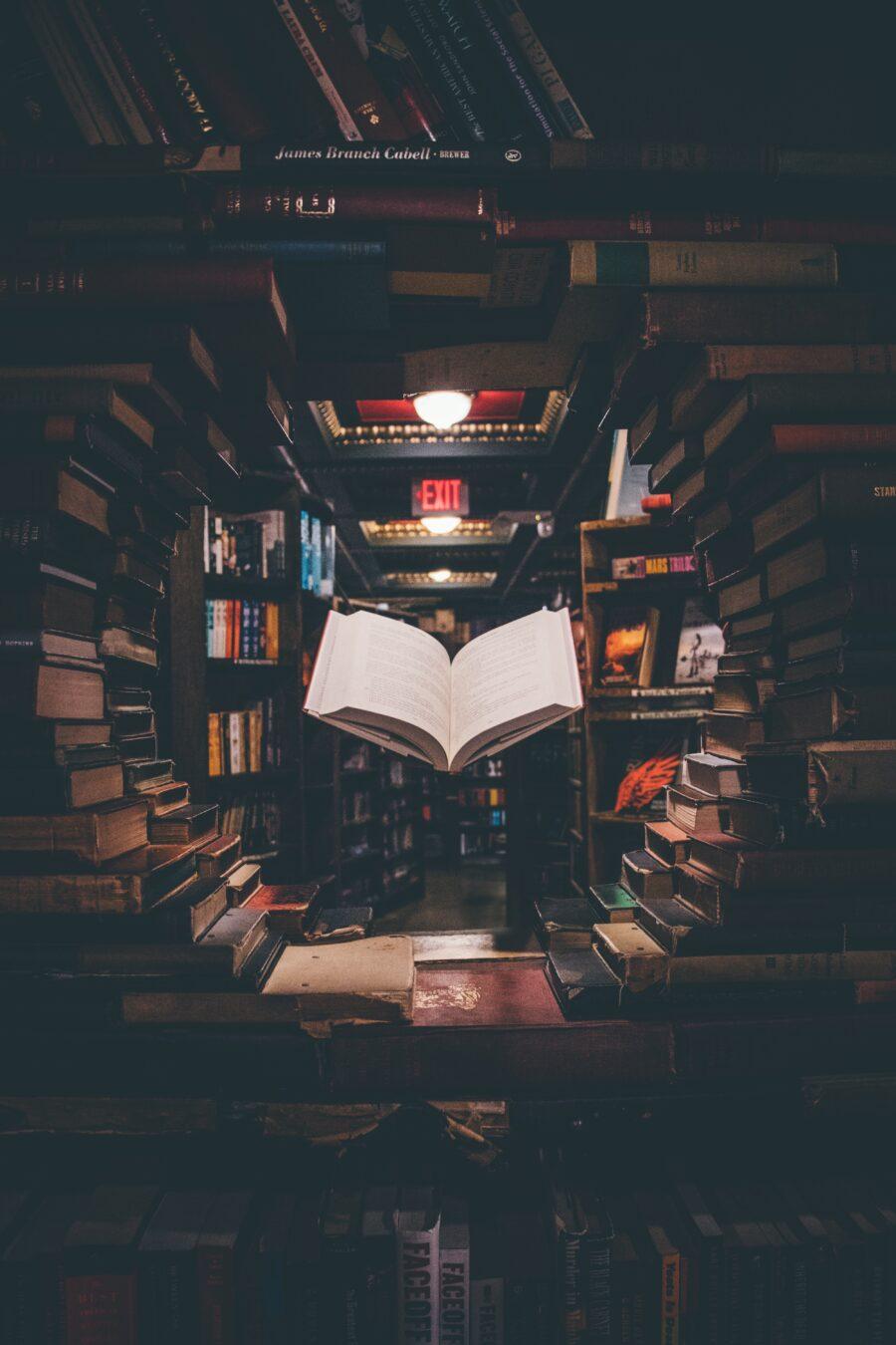 Riscatto - la magia dei libri